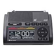 midland deluxe weather alert am fm radio with alarm clock