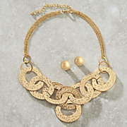 rhea jewelry set