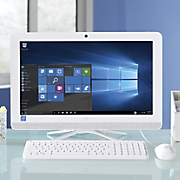 "19.5"" All-In-One Envy Desktop Computer with Windows 10 by Hp"