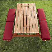 Picnic Table Bench Cushion
