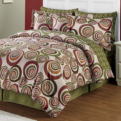 Granville Complete Bed Set and Window Sets