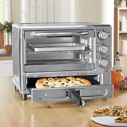 convection oven with pizza drawer by oster