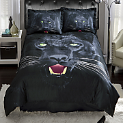 savage panther comforter set 12