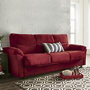 improved  super plush sofa