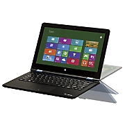"11.6"" Convertible Touchscreen Laptop with Windows 10 by iVew"