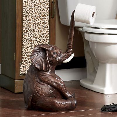Elephant Toilet Paper Holder