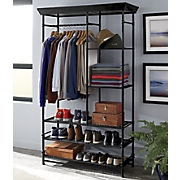 Metal Clothes Closet
