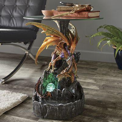 Dragon Fountain Table