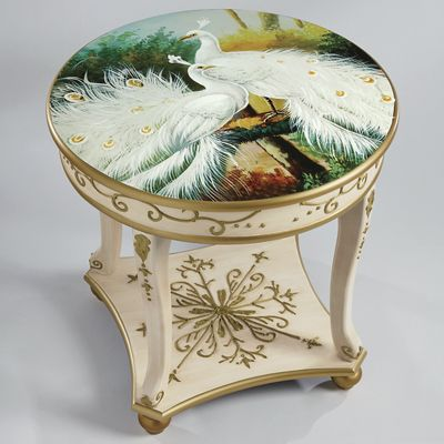 Peacock Table