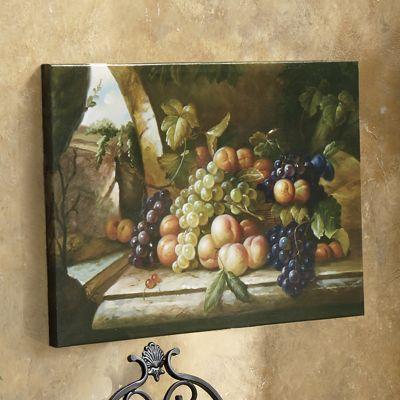Tuscan Fruit Wall Hanging