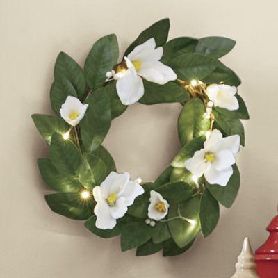Magnolia Bud Wreath