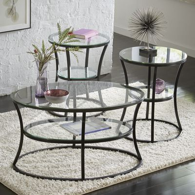Circle Table Set