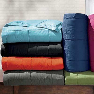 Microfiber Filled Blanket by Comfort Creek