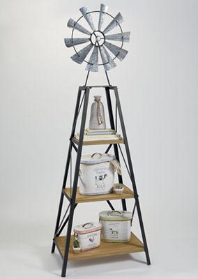 Windmill Shelf