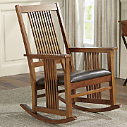 Solid Wood Kloris Rocking Chair