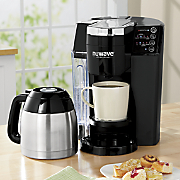 Single Serve Bruhub Coffee Maker by Nuwave - As Seen On TV