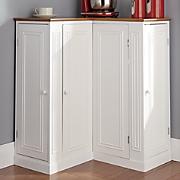 corner storage cabinet zh