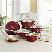 Porcelain/Enamel Cookware Set by Ayesha Curry