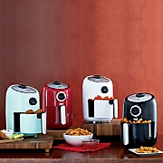 compact air fryer by dash