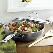 3.5-Qt. Hard-Anodized Chef Pan by Ginny's