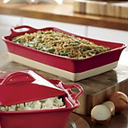 9x13 Stoneware Open Baker by Rachael Ray