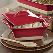 2.5-Qt. Square Stoneware Casserole with Lid by Rachael Ray