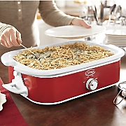3 5 qt  casserole slow cooker by ginny s