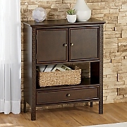 Carved Spur Cabinet