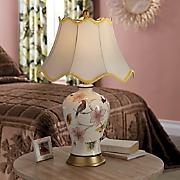 Birds and Butterflies Lamp