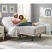 Adjustable Electric Twin-Bed Base