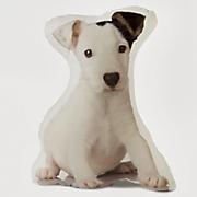 adorable puppy pillow