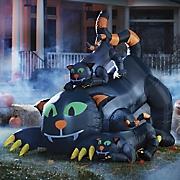 Black Cat Inflatable 2018