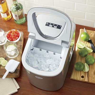 Compact Ice Maker by Ginny's