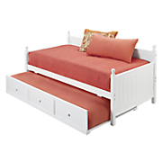 White Wooden Daybed Collection