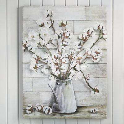 Cotton Wall Art