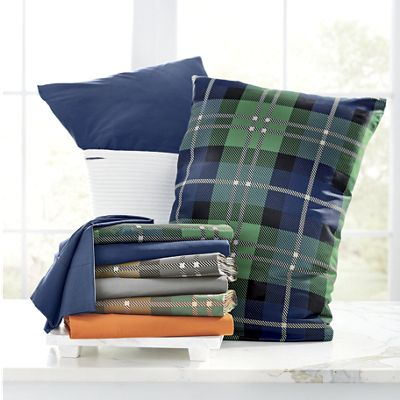 Highland Blanket and 2-Pack Microfiber Sheet Set