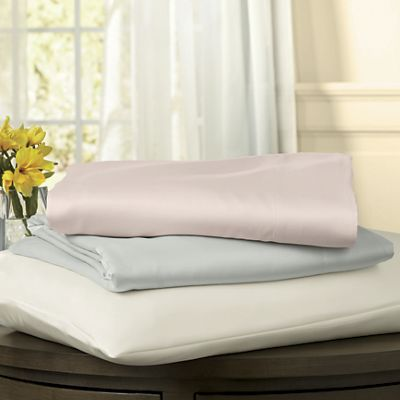 Satin Whisper Sheet Set