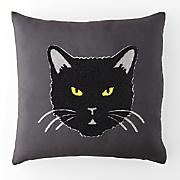 Spellbinding Cat Pillow