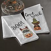 Tricks & Treats Kitchen Towel Set