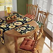 Sunflower Garden Table Linens
