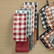 Kitchen Colors Towel Set
