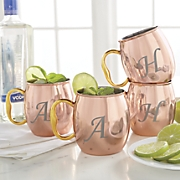 Set of 2 Personalized Mule Mugs