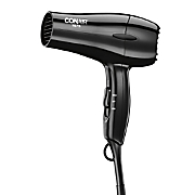 Mid-Size Hair Dryer by Conair, Black