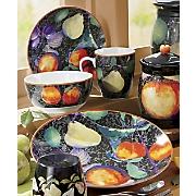 Harvest Fruit Dinnerware Set