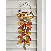 Welcome Harvest Wall Art