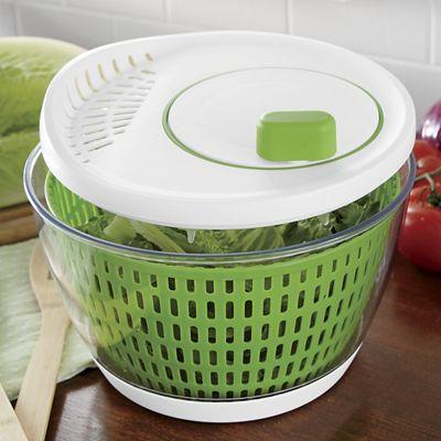 Flow Thru Salad Spinner by Progressive