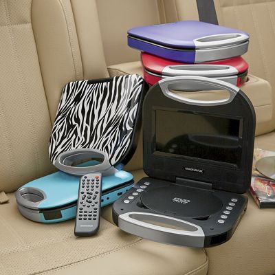 """7"""" Portable Dvd/Cd Player by Magnavox"""