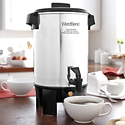 30 cup coffee urn by west bend
