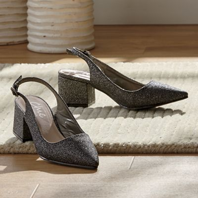 Chic Nina Slingback by Lady Couture