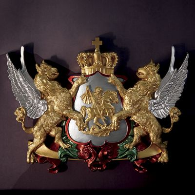 Coat of Arms Wall Hanging